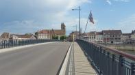 Sauner river bridge