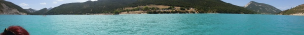 le lac en Saint Andre les Alps.. Paradise!!