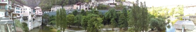 Pont en royans.. another unique place