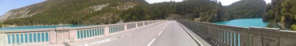 Le Verdon.. After the bridge... St A. les Alps.. my paradise