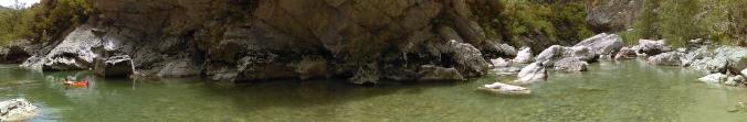 La Verdon in Verdon Gorges