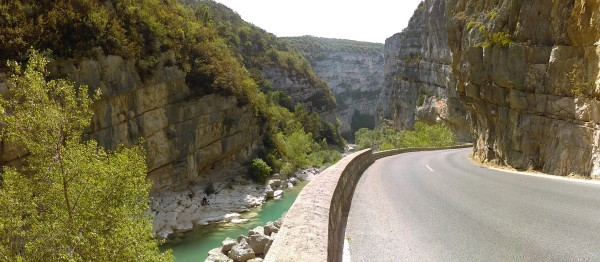 Verdon Gorges... no comments, the picture speaks by itself