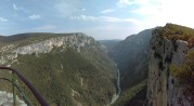 Route des Cretes, D23, Verdon Gorge.. the european Grand Canyon