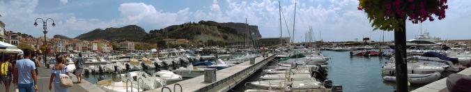 Another wonder... Port de Cassis