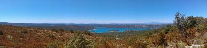 Lac de Saint Croix, Verdon