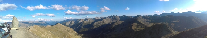 2800 mts, Col de la Bonnette