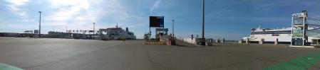Calais, way back home.. nooooooooo