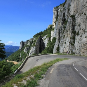 One of the 14 Hairpins
