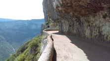 this picture is the perfect definition for balcony road, dangerous road, scenic road. Stunning!!!