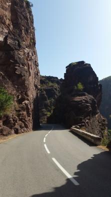 Great road, great scenario, great weather