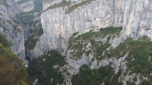 The awesome Gorges du Verdon