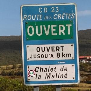 D23 Route des Cretes