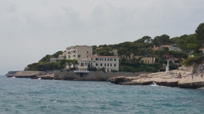 Leaving Cassis