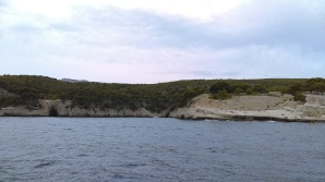 Approaching the Calanques