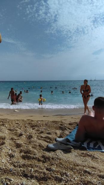 Cassis beach
