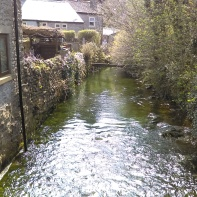 Picturesque river