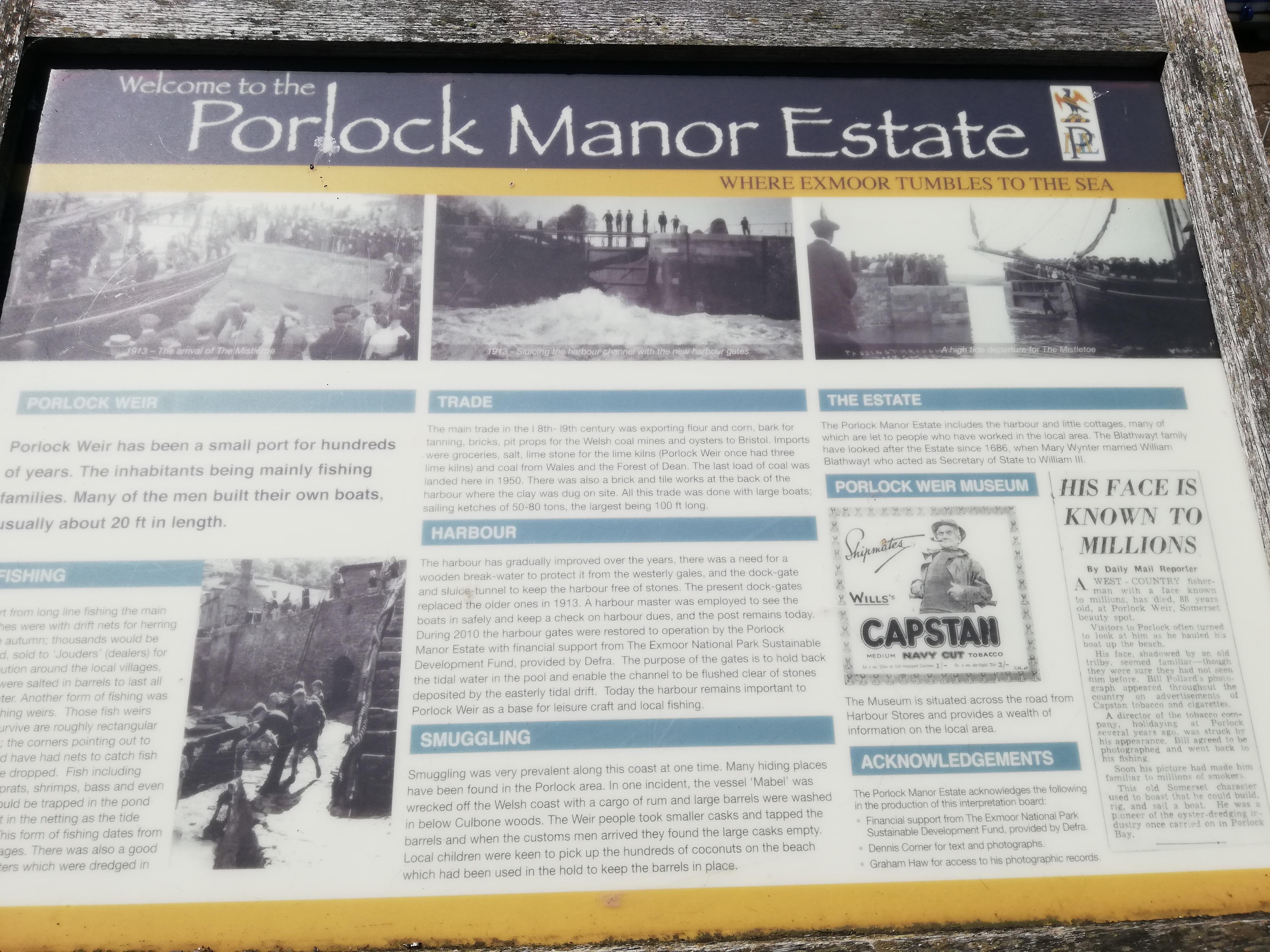 Porlock Weir